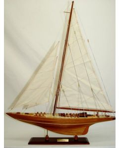 Old Modern Handicrafts Endeavour Yacht 1934 Model Ship Small