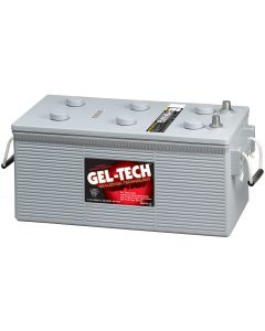 Midstate Battery Gel-Tec Dryfit Battery, 12 Volt Deep Cycle 8G8D