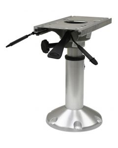 "Wise 8WP144 - Adjustable 14-20"" Mainstay Air Power Pedestals with Slide"