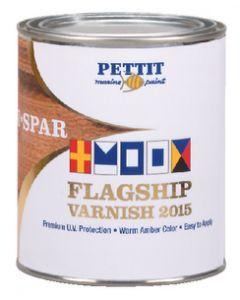 Z/Spar Flagship® 2015 Traditional Marine Varnish / Pettit Paint