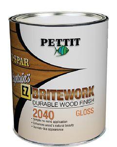 EZ Britework Gloss Wood Finish