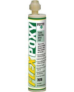Pettit Paint Flexpoxy 7076, 6.45 Oz. Cartridge 7076