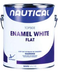 Interlux Nautical Topside Enamel, White