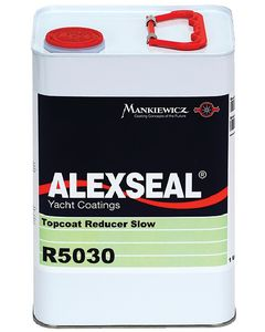 ALEXSEAL® Topcoat Reducer, Slow, Gal.