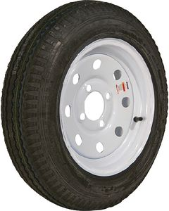 """Loadstar Tires 12"""" Bias And St Radial Tire And Wheel Assemblies(Loadstar Tires)"""