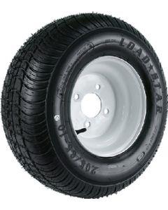 """Kenda K399 8"""" Bias Tire & Steel Wheel Assemblies, 215/60-8 - Loadstar"""