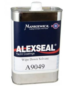 ALEXSEAL® Wipe Down Solvent, Gal.