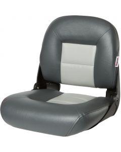 Tempress NaviStyle Low-Back Folding Boat Seats