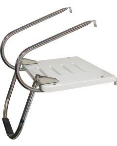JIF Marine, LLC EEQ Platform - I/O - With Folding Ladder