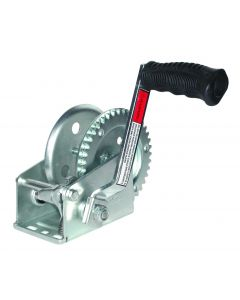 JIF Marine, LLC Trailer Winch- Ratio 3:1, Ratio 4:1, or 2-Speed Winches with or without Straps - Jif Marine