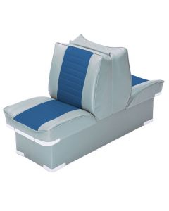 Wise 8WD521P-1 Small Watercraft Bucket Style Back-to-Back Lounge Seat