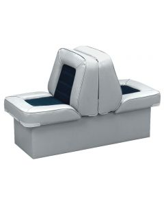 Wise 8WD505P-1 Deluxe Skyline Back-to-Back Lounge Boat Seats