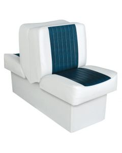 Wise - 8WD707P-1 Deluxe Runner Back-to-Back Lounge Boat Seats