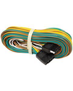Optronics 25' Wishbone Harness, 4-Way