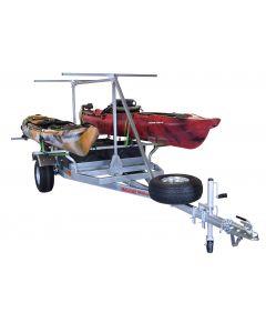2 boat w/storage & 2nd Tier - Saddle Up Pro
