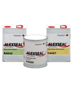 ALEXSEAL® Finish Primer 442, Base Material, Gray, Gal.
