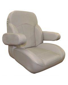 Suite Marine Executive Series Low Back Recline Captains Chair