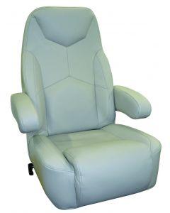 Suite Marine Executive Series High Back Recline Captains Chair
