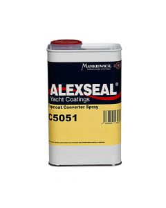 ALEXSEAL® Topcoat Converter for Spraying, Qt.