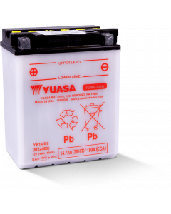 Yuasa YB14-B2 Battery