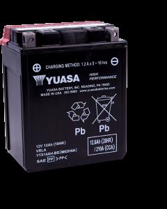 Yuasa YTX14AH-BS Battery