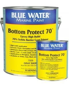 Blue Water Bottom Protect 70 Primer, Gallon - Medium Gray
