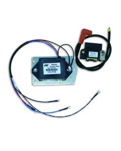 CDI Electronics Johnson, Evinrude 113-7123 Battery CD Ignition, No Tach Circuit