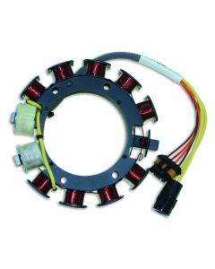 CDI Electronics Johnson, Evinrude 173-4849 Optical Stator, 20 Amp, 4 Cylinder