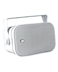 PolyPlanar Poly-Planar MA800 Compact Box Speaker (White)