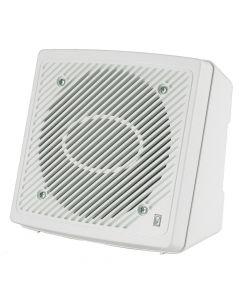 PolyPlanar Poly-Planar MA1610 5 1/4 Two Way Marine Speaker (White)