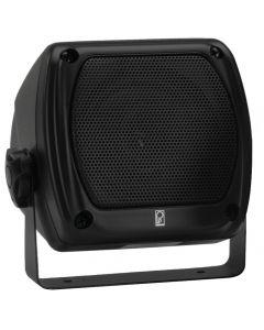PolyPlanar Poly-Planar MA840 Sub Compact Box Speaker (Black)
