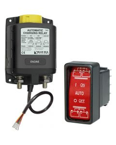 Blue Sea Systems Blue Sea 7622 ML-Series Heavy Duty Automatic Charging Relay