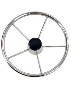 Whitecap Destroyer Steering Wheel - 15 Diameter