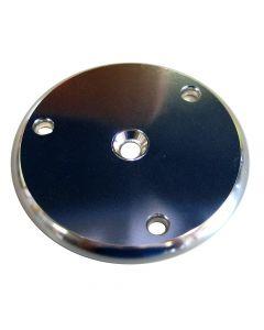 Wahoo Fishing Products Wahoo 109 Backing Plate w/Gasket - Anodized Aluminum