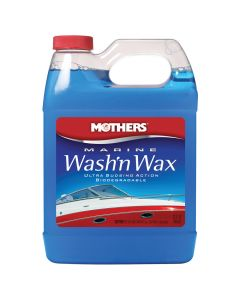Mothers Marine Wash'n Wax Liquid Soap - 32oz