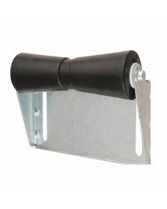 CE Smith Panel Bracket Assembly Spool Roller - Black