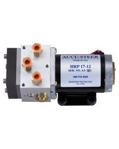 Accu-Steer HRP17-24 Hydraulic Reversing Pump Unit - 24 VDC