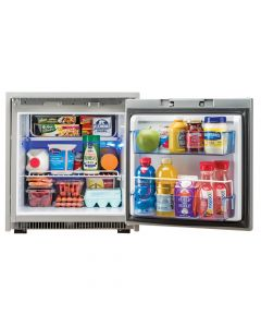 Norcold, AC/DC Stainless Steel Refrigerator - 2.7 Cubic Feet, Marine Refrigerators