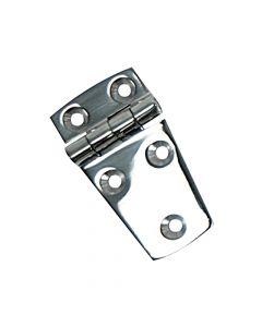 "Whitecap Shortside Door Hinge - 316 Stainless Steel - 1-1/2"" x 3"""