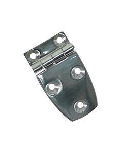 """Whitecap Offset Hinge - 316 Stainless Steel - 1-1/2"""" x 2-3/4"""""""