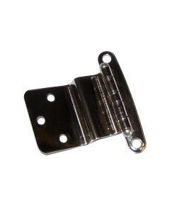 Whitecap Concealed Hinge - 304 Stainless Steel - 1-1/2 x 2-1/4