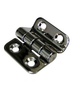 "Whitecap Butt Hinge 90° Offset - 304 Stainless Steel - 1-3/8"" x 1-1/2"""
