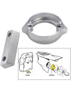Tecnoseal Anode Kit w/Hardware - Volvo Duo-Prop 290 - Aluminum