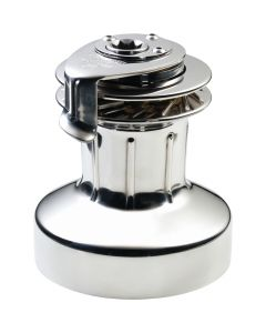 Anderson Marine ANDERSEN 40 ST FS - 2-Speed Self-Tailing Maunal Winch - Full Stainless Steel