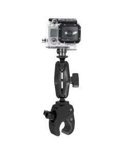 Ram Mounts RAM Mount Small Tough-Claw Mount w/Custom GoPro Hero Adapter
