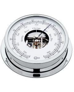 Barigo Viking Series Ship's Barometer - Chrome Housing - 5 Dial