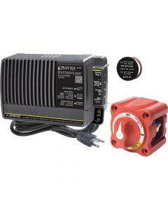 Blue Sea Systems Mini Add-A-Battery Plus Kit