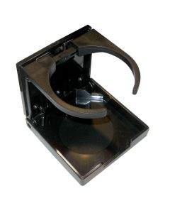 Whitecap Folding Drink Holder - Black Nylon