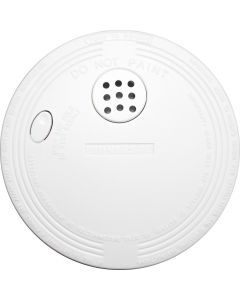 Fireboy Xintex SS-775 Smoke Detector & Fire Alarm - 9V Battery Powered