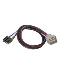 Tekonsha Brake Control Wiring Adapter - 2-Plug - RAM